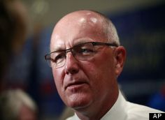 """Former Republican congressman Pete Hoekstra, who is now running to unseat Sen. Debbie Stabenow (D-Mich.), weighed in on the Lilly Ledbetter Fair Pay Act on Thursday, saying the law was a """"nuisance"""" that shouldn't be in place.   The law -- which was heavily opposed by Republicans -- provides women with more legal channels through which to pursue equal pay for equal work.  #republican #waronwomen"""
