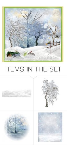 """""""Winter's Finest"""" by jckallan ❤ liked on Polyvore featuring art, nature, contestentry and winterhome"""