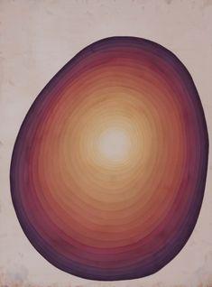 Fredrik Soderberg- Ether (2012) - Watercolor on paper