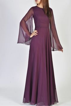 Expansion Maxi Dress