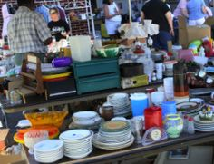 Are you at Norristown, Pa this Weekend? Check the Yard sales, Garage Sales & Flea Market