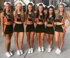 incontri Cheerleaders del College