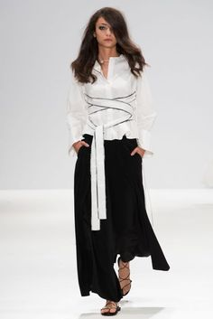 Annderstand London Spring/Summer 2017 Ready-To-Wear Collection | British Vogue