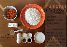 How to Make Pumpkin Pizzelle Cookies - Delishably - Food and Drink Pizzelle Maker, Pizzelle Cookies, Pizzelle Recipe, Pumpkin Recipes, Cookie Recipes, How To Make Pumpkin, Italian Cookies, Holiday Dinner, Holiday Foods