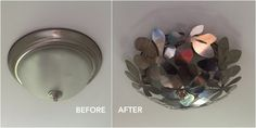 Using IKEA's Stockholm Bowl, I drilled a hole in the center of the bowl and…