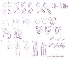 Figure Drawing Tutorial My Little Pony Drawing Tutorial How To Draw Mlp Eyes Solution For How To For Dummies Animal Sketches, Animal Drawings, Cool Drawings, Mlp Eyes, All Mythical Creatures, Mlp Fan Art, My Little Pony Drawing, Poses References, My Little Pony Pictures