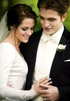 Edward & Bella's Wedding Anniversary ~ August 13th <3