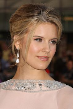 The shiny Maggie Grace