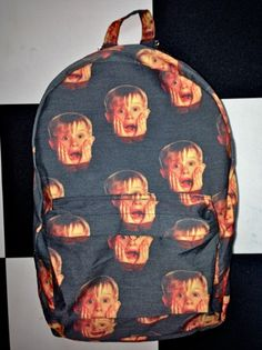 SWEET LORD O'MIGHTY! HOME ALONE BACKPACK