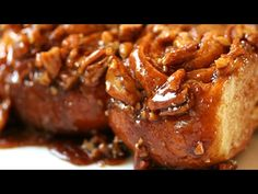 Best-Ever Sticky Buns (No Machine) - Gemma's Bigger Bolder Baking Ep 135 - YouTube