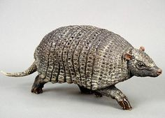 Safarious - More Clay Animal Sculptures by Nick Mackman / Clay Knight / Gallery