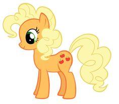 Applepie as Pinkie Pie