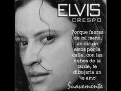 ENAMORADO DE TI - ELVIS CRESPO (Letra) Elvis Crespo, Latin Music, Music Videos, Youtube, Movie Posters, Movies, In Love, Lyrics, Films