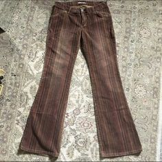 70s Inspired Bell Bottoms Would fit a size medium best. In good condition. Forever 21 Jeans Flare & Wide Leg
