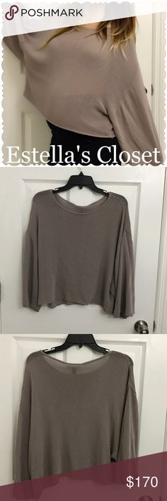 Eileen Fisher box top size Medium brand new with tag Eileen Fisher Tops