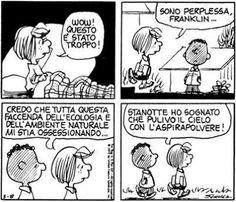 Tales of a City Country Girl: La saggeza dei Peanuts