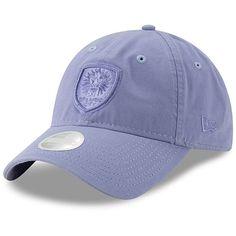 7ab1e8fb3fef61 Women's Orlando City SC New Era Purple Core Classic Tonal 9TWENTY  Adjustable Hat, Your Price