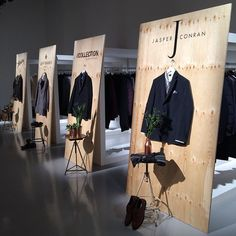 "DEBENHAMS,London,UK, ""Press Show Menswear"", pinned by Ton van der Veer"