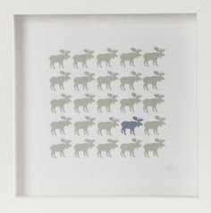 Łoś, moose, dekoracje na ścianę, scandinavian, decoration, craft, moose craft, homedecor, Handmade, paperart, paperwork Oh My Heart, Frame, Home Decor, Homemade Home Decor, A Frame, Frames, Hoop, Decoration Home, Interior Decorating