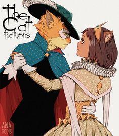 Studio Ghibli Art, Studio Ghibli Movies, The Cat Returns Baron, Manga Anime, Anime Art, Avatar Zuko, Japanese Animated Movies, Howls Moving Castle, Hayao Miyazaki