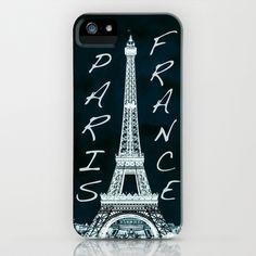 Paris, Tour Eiffel, Cover Iphone