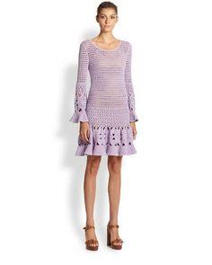 Outstanding Crochet: Designer: Michael Kors