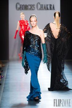 Georges Chakra – 49 photos - the complete collection Georges Chakra, Couture Mode, Style Couture, Haute Couture Fashion, Rami Al Ali, Christopher Shannon, Valentin Yudashkin, Lou Doillon, Julien Macdonald