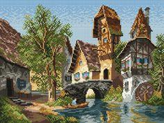Die reizvolle Kleinstadt