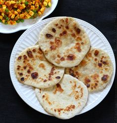Thai Roti Bread is a easy to make and tasty bread recipe prepared using flour and milk.