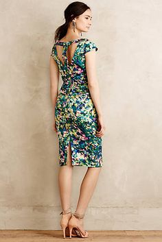 Dappled Oasis Dress