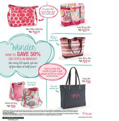 ~March Thirty One Specials~