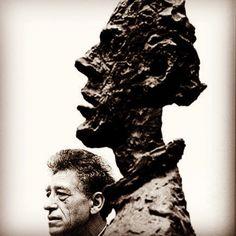 Alberto Giacometti 1962
