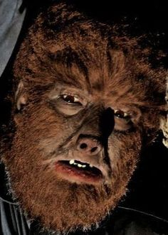 The Wolf Man - Color