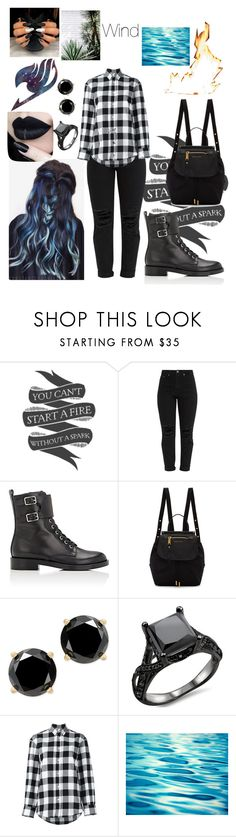 """""""Fairy tale (OC) // Shadow soul"""" by little-monster-04 ❤ liked on Polyvore featuring Native State, Gianvito Rossi, Marc Jacobs and Golden Goose"""