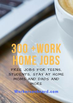 Hundreds of free and legitimate work at home jobs in customer service, virtual assistants, tech support, dispatch, data entry and more.