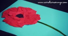 This post shares a Memorial Day Red Poppy Craft and other wonderful Memorial Day activities with Kids. Learn an Easy & Fun Red Poppy Craft & Other Remembrance Day Activities! Memorial Day Activities, Remembrance Day Activities, Remembrance Day Poppy, Holiday Activities, Art Activities, Spring Activites, Activity Ideas, Educational Activities, Happy Hooligans