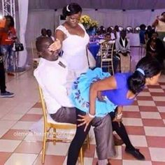 When Your Bride doesn't Want You To Fall Into Temptation (PhotoD - Romance - Nigeria