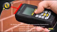 Trena a Laser Digital Stanley TLM330 (Medidor de Distância Eletrônico) -...