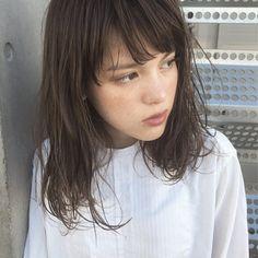 【HAIR】|ヘアスタイルスナップ一覧|UEKI/nanukさん