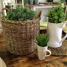 #therubyorchard Save Instagram Photos, Planter Pots, Interior Design, Crates, Baskets, Image, Nest Design, Home Interior Design, Interior Designing