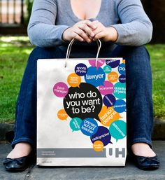 Open Day Campaign - Bag