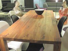 Pilat & Pilat tafel Dorus walnoot