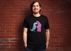 """#TLSF """"Irony"""" - Threadless.com - Best t-shirts in the world"""