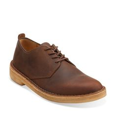 Desert London Beeswax Leather $125 - Clarks Originals Mens Shoes - Clarks