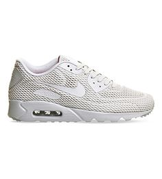 ... 50% price 0f26c 50dc1 NIKE Air Max 90 Ultra Breathe Mesh Trainers. nike  shoes ... 679ee57c9d