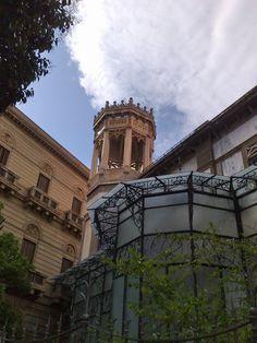 """Villino Favaloro di Palermo - Monumento - Arte.it in connessione con COMMUNITY ARTISTICA CULTURALE""""IL NOSTRO IMMENSO PATRIMONIO ARTISTICO CULTURALE"""" in Google+ scheda artistica.  descrittiva e informativa, mappa, collegamnti"""