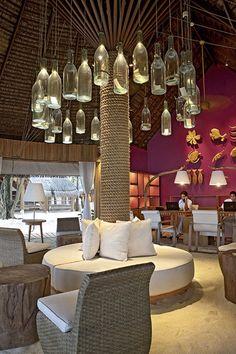 Moofushi Maldives - sand floor - Tempo da Delicadeza