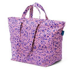 Carry All Bag - Blush Static  #bag #baggu #gifts #blushstatic