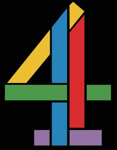 The channel 4 logo!