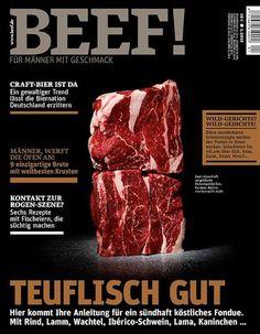 Die neue BEEF! am 15. Januar 2015